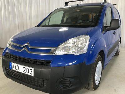 used Citroën Berlingo III 1.6 HDi Skåp,