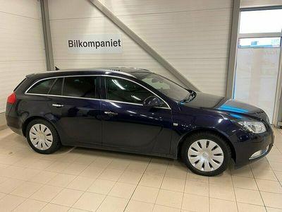 begagnad Opel Insignia ST 2,0 CDTi Business 160 hk.