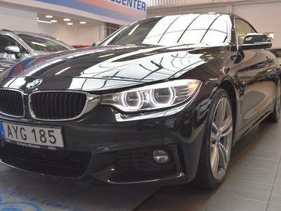 begagnad BMW 435 iA Cab M-Sport H&K Navi 360Kamera Sv-Såld 2014, Sportkupé 319 900 kr