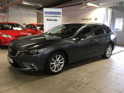 begagnad Mazda 6 2.2 DE AWD AUT Vision