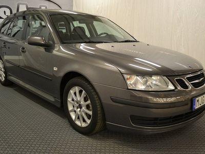 begagnad Saab 9-3 SportCombi 1.8t NYBESIKT NYSERVAD