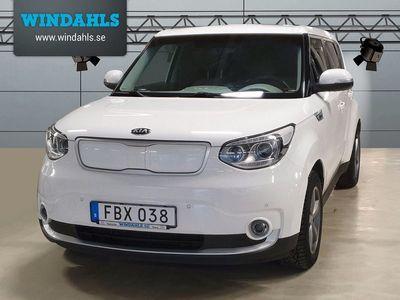 begagnad Kia Soul EV 2015, Halvkombi 179 000 kr