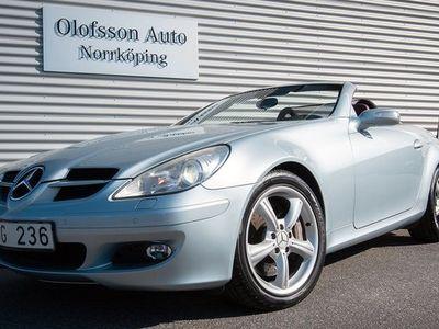 begagnad Mercedes 350 SLK BenzPlåtcab 2005, Cab 149 000 kr