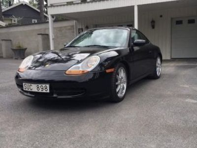 second-hand Porsche 911 Carrera 996 -98