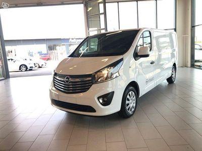 begagnad Opel Vivaro L2H1 1.6 BiTurbo 125hk Business * -19