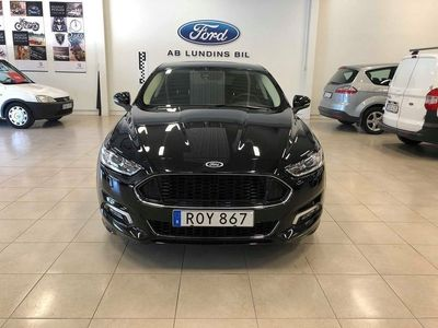 begagnad Ford Mondeo ST-Line 1.5 EcoBoost Automat 160h -17