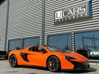 begagnad McLaren 650S Spider 650HK / Kolfiber