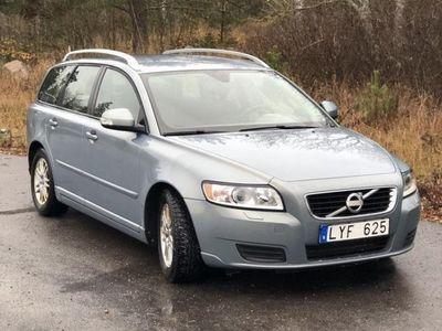 begagnad Volvo V50 Classic