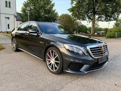 begagnad Mercedes S63L AMG AMG Exlusive Alt Byte