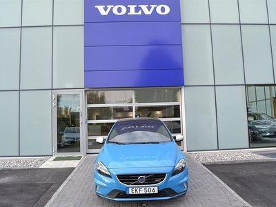 begagnad Volvo V40 D3 R-Design Business E PRO