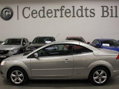begagnad Ford Focus Cabriolet CC 1.6 Luxury Hardtop Nykamrem 2010, 59 900 kr