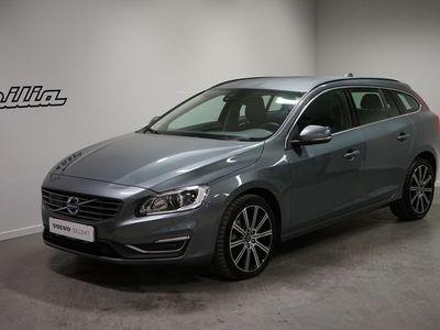 begagnad Volvo V60 D4 AWD Classic Momentum ( SELEKT )