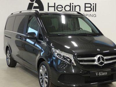 begagnad Mercedes V250 LÅNG AVANTGARDE