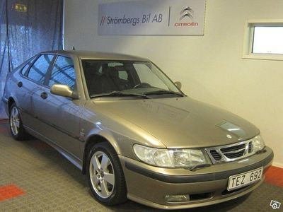begagnad Saab 9-3 Sport E 5D 2.0t -02