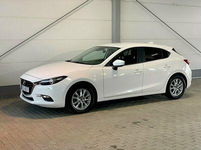 begagnad Mazda 3 2.0 120 Hk Vision