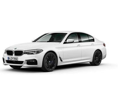 begagnad BMW 530 e M Sport Navi Drag Fartpilot HiFi Komfortöppning