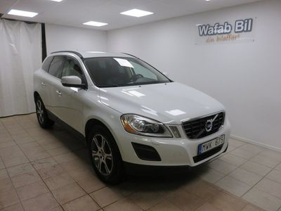 begagnad Volvo XC60 D4 Geartronic Momentum
