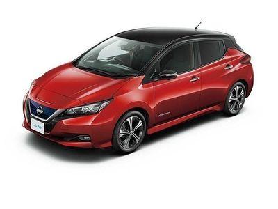 begagnad Nissan Leaf 40 kWh / TEKNA / INKOMMANDE -18