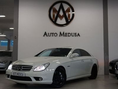 usata Mercedes CLS63 AMG AMG 7G-Tronic 514hk 2,95%