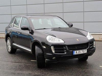 begagnad Porsche Cayenne S TipTronic 385hk Facelift Svensksåld mkt fin