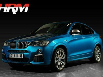 begagnad BMW X4 M40i / Navi / Keyless