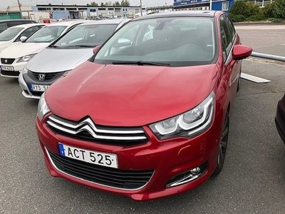 begagnad Citroën C4 BlueHDi (120hk) Feel