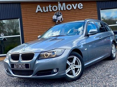 begagnad BMW 320 d Touring Automat Comfort 184hk
