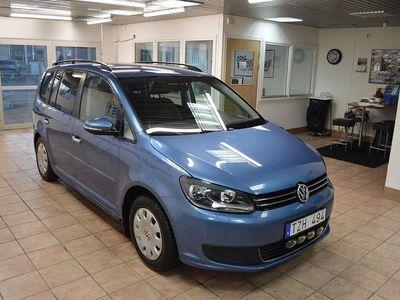 begagnad VW Touran 1.4 TSI 140hk 13194 mil