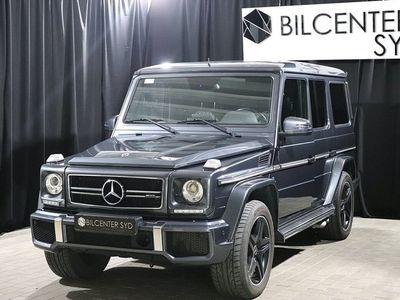 begagnad Mercedes G63 AMG AMG LWB AMG SpeedShift Plus 7G-Tronic Designo Euro 6 571hk