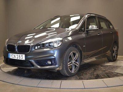 begagnad BMW 220 d xDrive Active Tourer/ Aut/ Sport Li