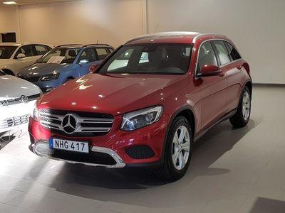 begagnad Mercedes GLC220 d 4MATIC 9G-Tronic 170h -16