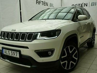 begagnad Jeep Compass 1.4 AT9 4WD Limited Style Paket Beats 2019, SUV Pris 239 800 kr