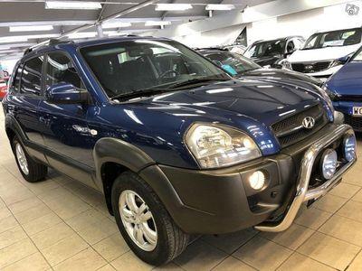 used Hyundai Tucson 2.0 4WD (141hk) drag 0:- ränt