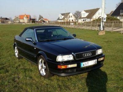 begagnad Audi 80 cabriolet -96