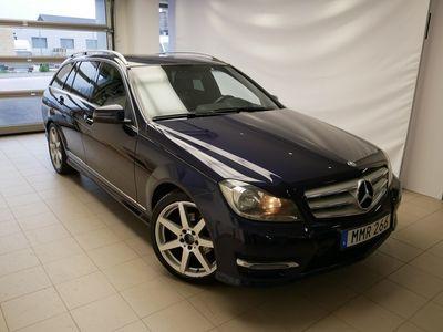 begagnad Mercedes C220 CDI BlueEfficiency