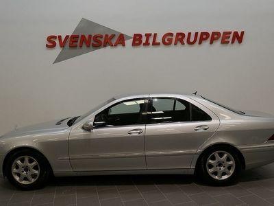 brugt Mercedes 350 S-KLASSAut PDC Skinn LM S+V-Hjul