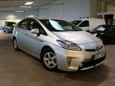 begagnad Toyota Prius XW3PPLUG-IN HYB