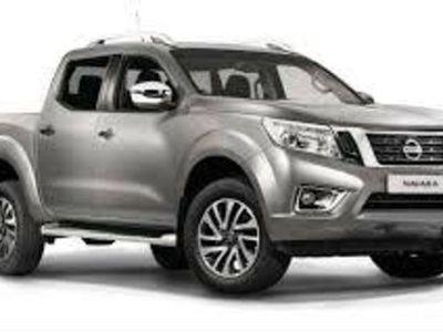 begagnad Nissan Navara Double Cab Tekna Holmgrens Edition 190hk Aut Sunroof Leather inkl värmare+tidur