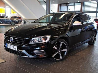 begagnad Volvo V60 D3 Business Advanced R-Design (SELEKT)