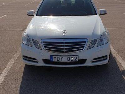 begagnad Mercedes E200 -12