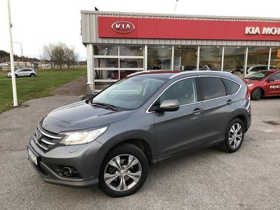 begagnad Honda CR-V 2.2 i-DTEC 4WD Aut Executive/Drag/Vinterhjul
