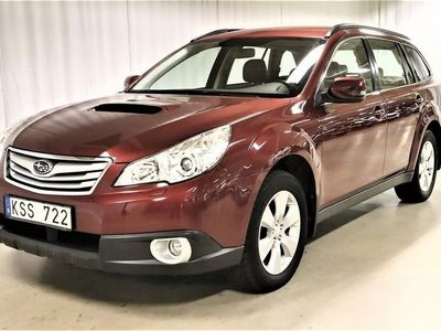 begagnad Subaru Outback 2,0 D 4WD Business