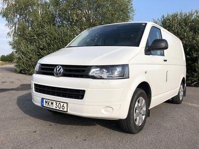 begagnad VW Transporter T5 2.0 Ecofuel (115hk)
