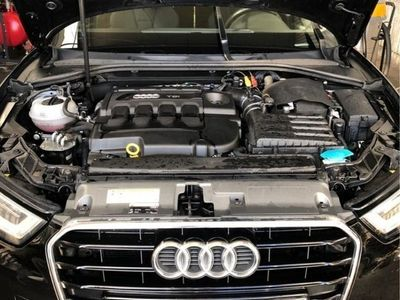 begagnad Audi A3 S-line 2.0