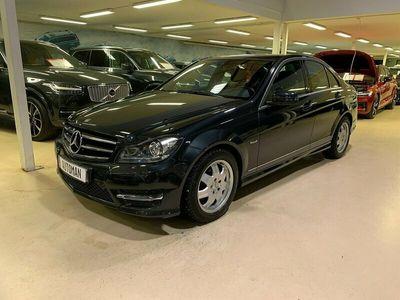 begagnad Mercedes C180 7G-Tronic Plus Avantgarde Euro 6 156hk