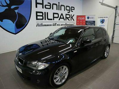 begagnad BMW 118 d 5dr M SPORT DRAG Comfort 143hk