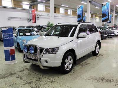 used Suzuki Grand Vitara 1.9 Di Låg Mil 4WD Drag -11