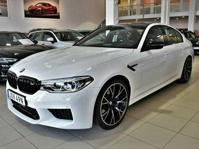 begagnad BMW M5 Competition 625hk 349mil