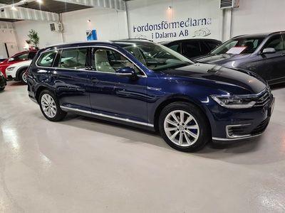 begagnad VW Passat Variant GTE Comfort & Design Euro 6 218hk