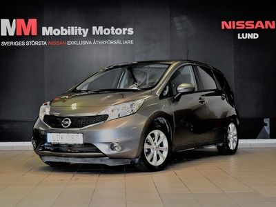 begagnad Nissan Note 1.2 DIG-S Acenta X-Tronic Euro 6